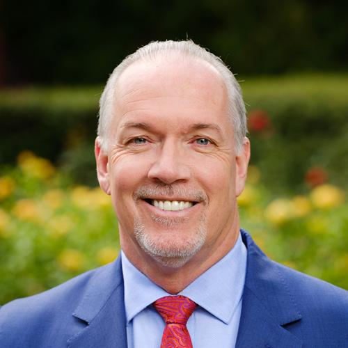 Premier, John Horgan